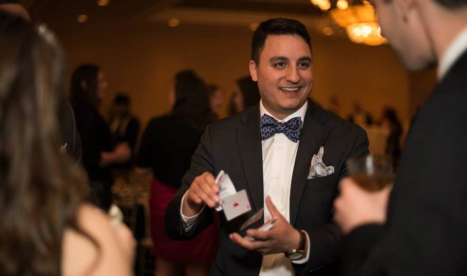 Photo of Chicago Magician David Ranalli