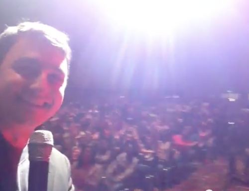What I See From the Stage