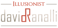 Chicago & Indianapolis Magician David Ranalli Logo