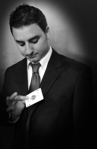 Chicago Magician David Ranalli