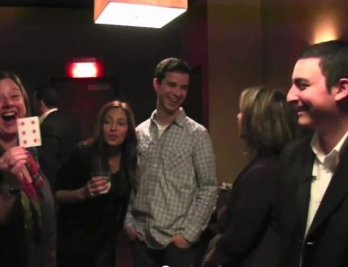 3 Tips to Network Like a Magician