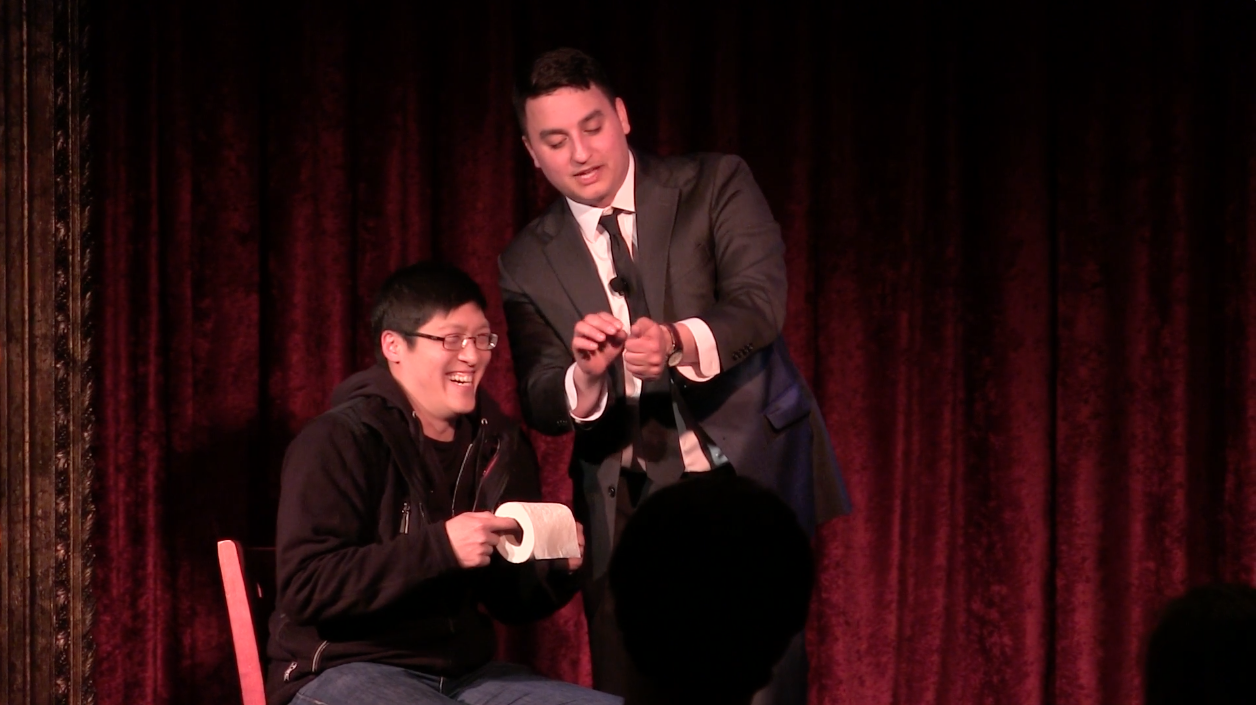 Comedy Magician for Corporate Events