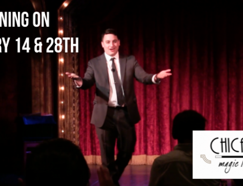 David Ranalli Headlines the Chicago Magic Lounge in January 2016