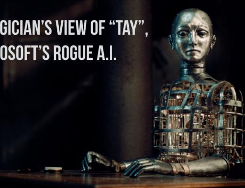 Magicians & Fear: The Original A.I. Pioneers