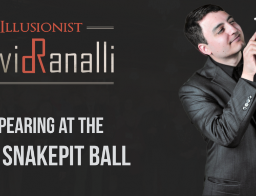 Upcoming Show: Appearing at the Snakepit Ball
