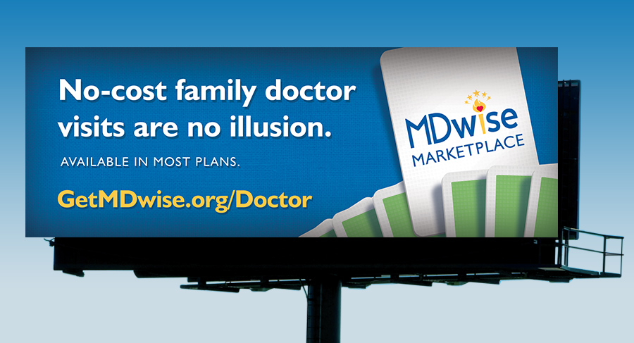 Billboard of MDwise Magic