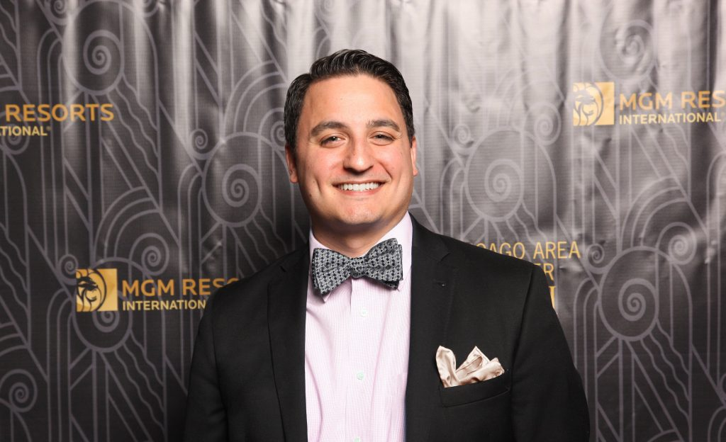 David Ranalli - Corporate Magician in Chicago & Indianapolis