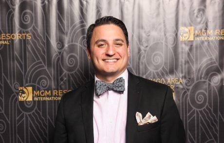 Charlotte Corporate Entertainment - Magician David Ranalli