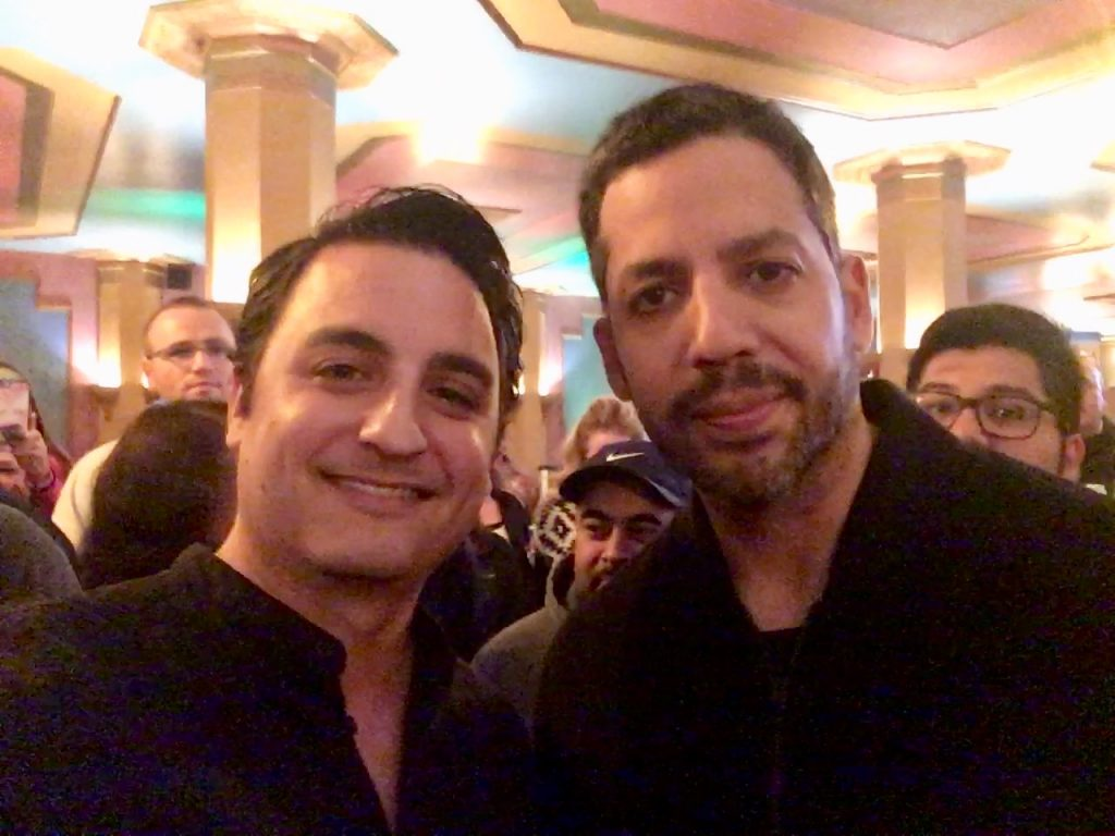 David Ranalli Meets David Blaine