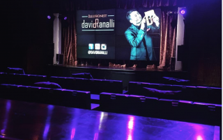 Holiday Party Entertainment with Corporate Magician David Ranalli