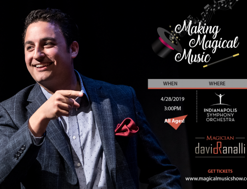 Upcoming Show: Making Magical Music | 4/28/19