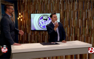 Indianapolis Magician David Ranalli Promotes his Show on Indy Style TV