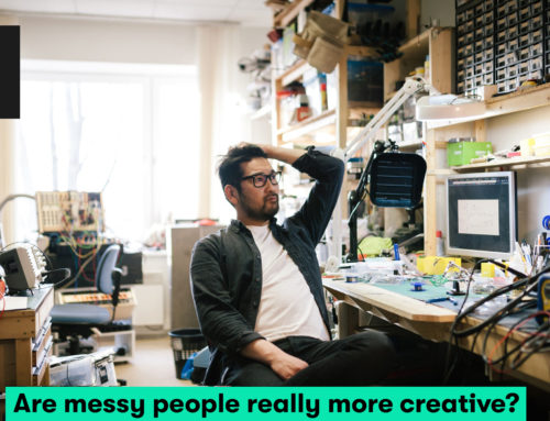 David's Mic Interview: Are Messy People More Creative?