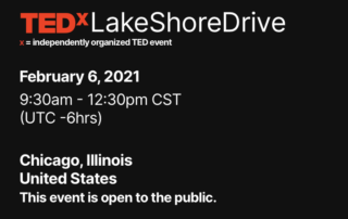 David Ranalli speaks at TedXLakeShoreDrive