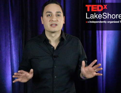 David's 2nd TEDx Talk – The Magic of a Food Forest