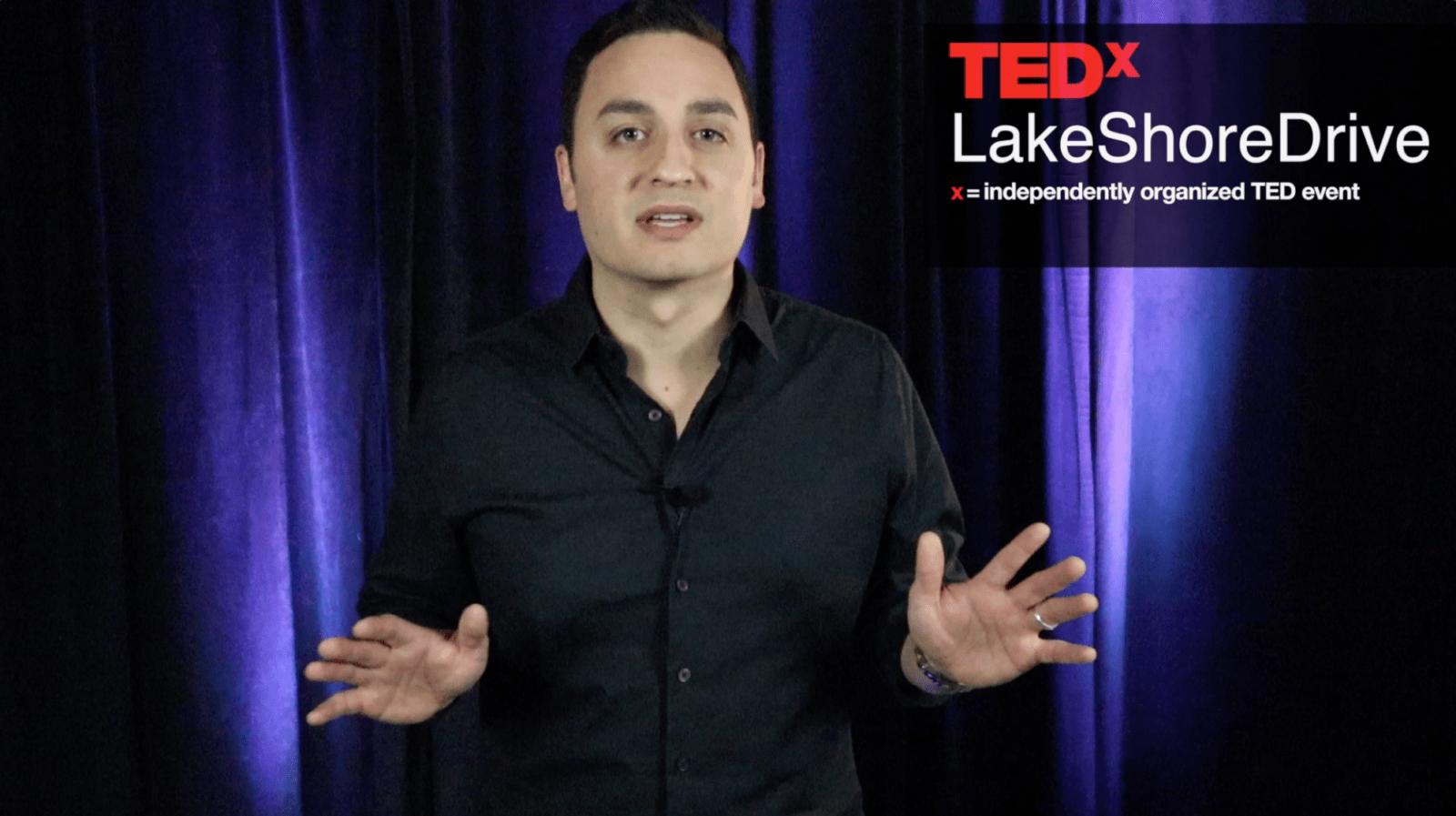 The Magic of a Food Forest - David Ranalli TEDX Talk